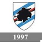 Il logo della Sampdoria del 1997