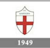 Il logo della Sampdoria del 1949