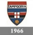 Il logo della Sampdoria del 1966