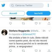 Twitter Quagliarella Genoa
