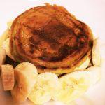 【Instagram】昨日作ったアボガドパンケーキ