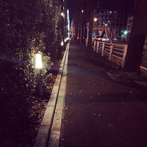 【Instagram】帰り道