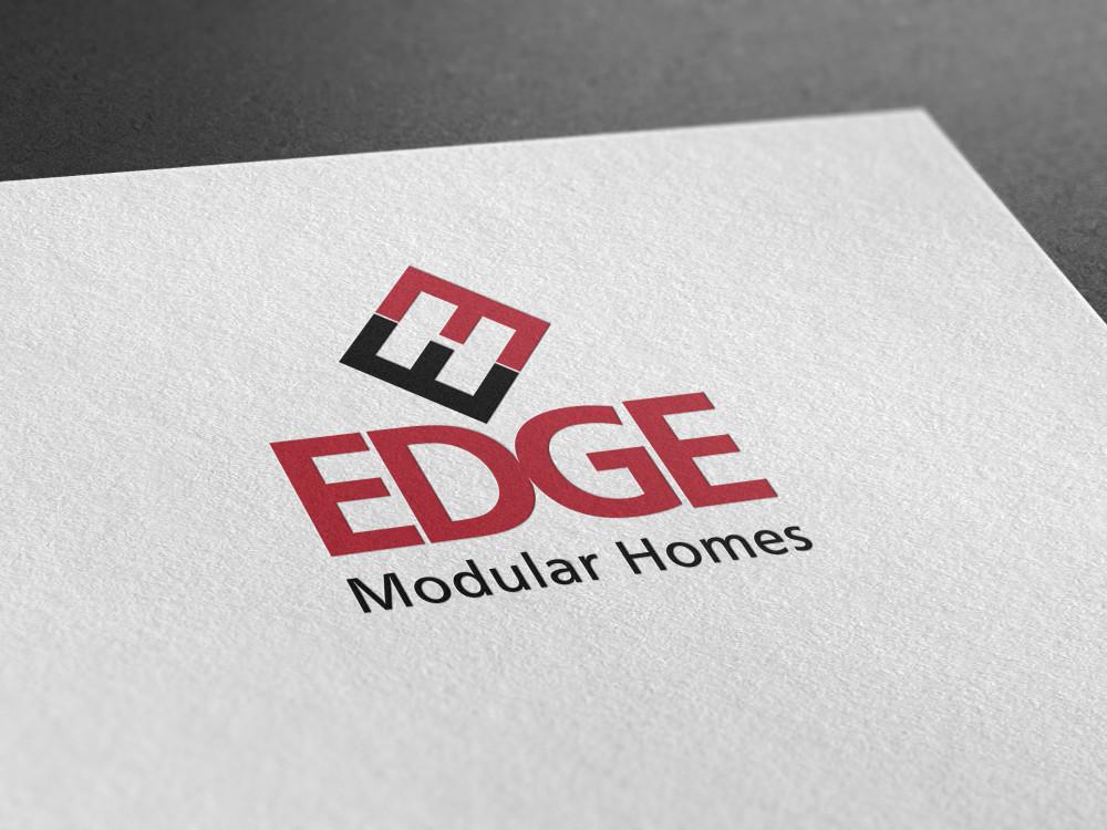 Edge Modular - Logo Design