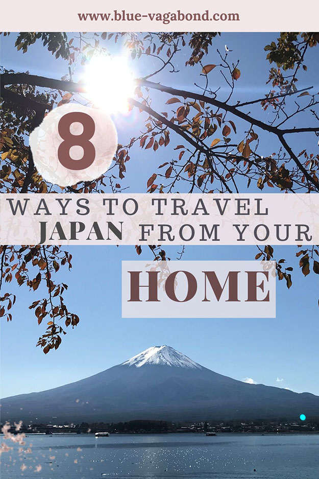 how to travel Japan Pinterest