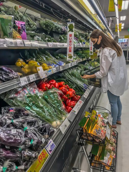 סופרמרקט ביפן
