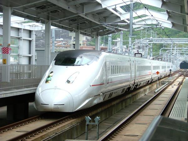 Kyushu Shinkansen Tsubasa