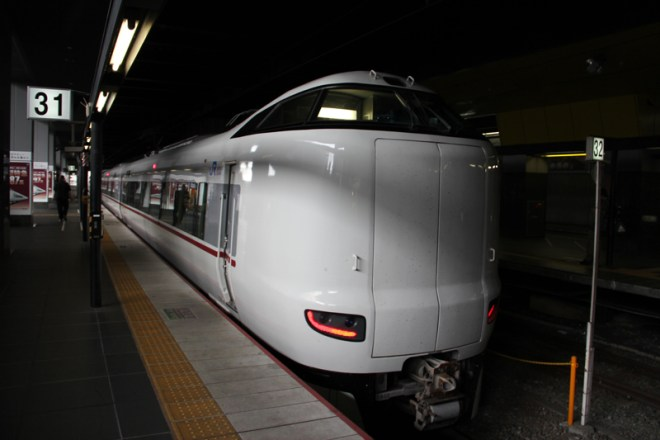 Most of Kinosaki and all Maizuru are operated by the newest fleet of JR West. (C) Jonathan Ayre