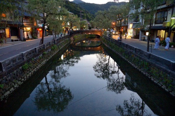 Kinosaki Onsen is one of most popular hot springs in Japan. ©Toyooka City/©JNTO