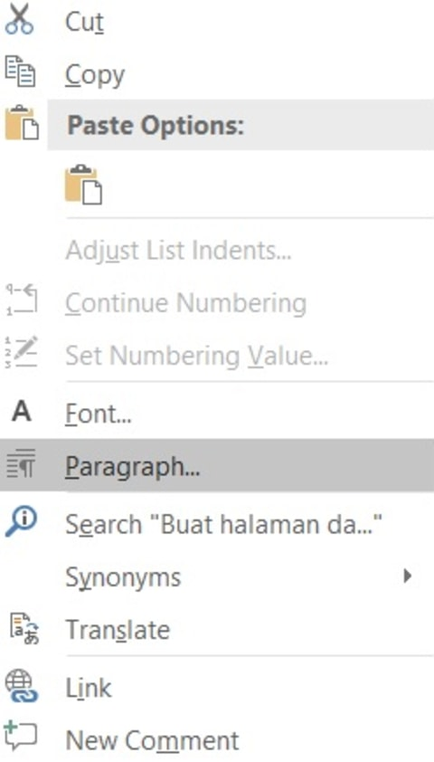 Membuat Titik Titik Di Daftar Isi : membuat, titik, daftar, Membuat, Titik, Daftar, Dengan, Otomatis, Kumparan.com