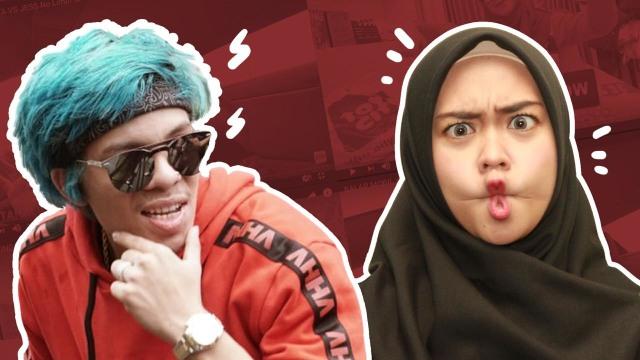 atta halilintar dan ria ricis. Youtuber popular di Indonesia