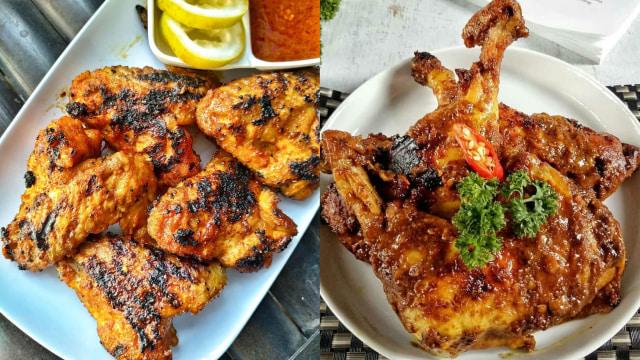 Resepi Air Asam Ayam Bakar
