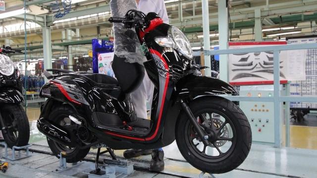 Baju Baru Honda Scoopy di Usia ke8 Tahun  kumparancom
