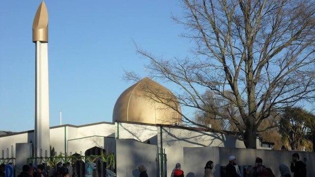 Peta Lokasi Penembakan Masjid di Selandia Baru - kumparan.com
