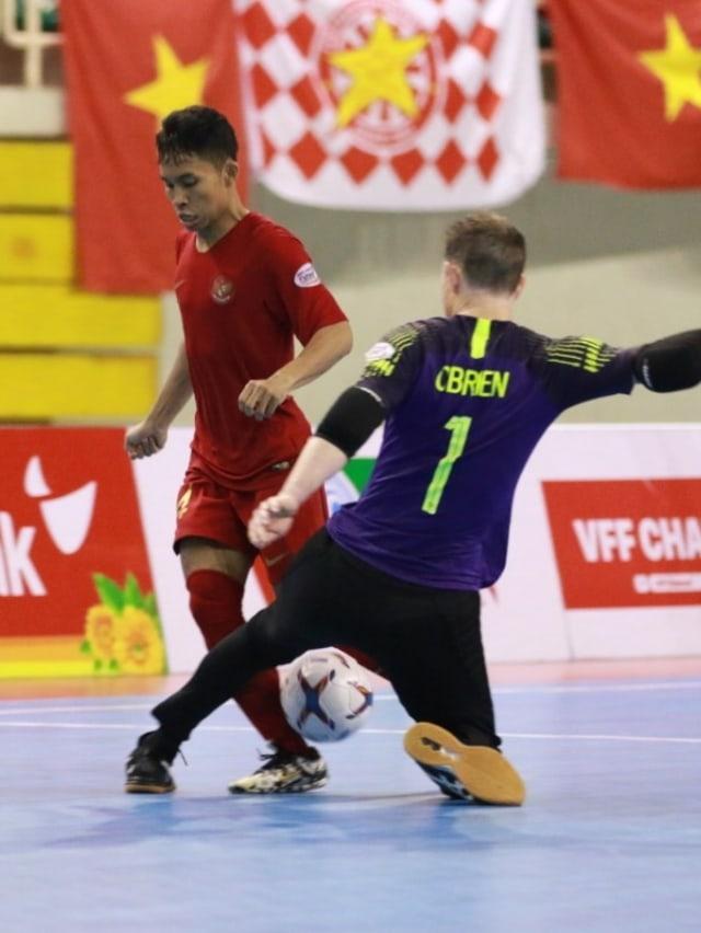 Pelanggaran Futsal : pelanggaran, futsal, Piala, Futsal:, Kalah, Thailand,, Indonesia, Gagal, Juara, Kumparan.com
