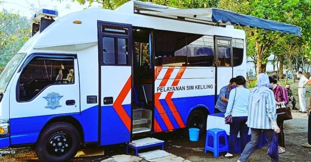 Jadwal dan Lokasi SIM Keliling di Jakarta, Senin 28 Desember 2020 (3)