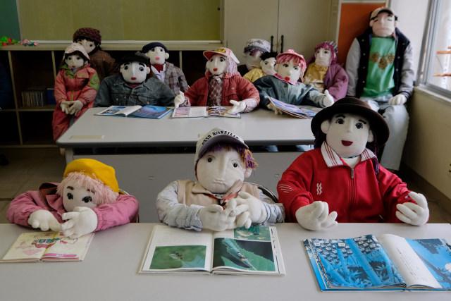 desa boneka di Jepang