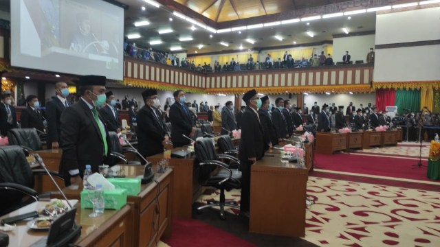 Pesan Tito ke Gubernur Aceh Usai Dilantik: Harus Inovatif di Tengah Pandemi (1)