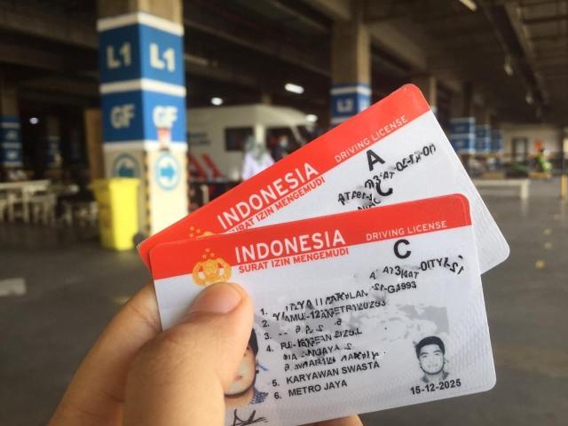 Jadwal dan Lokasi SIM Keliling di Jakarta, Senin 28 Desember 2020 (1)