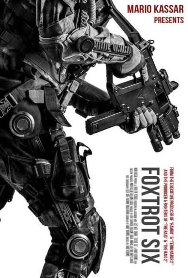 Hasil gambar untuk FOXTROT SIX poster