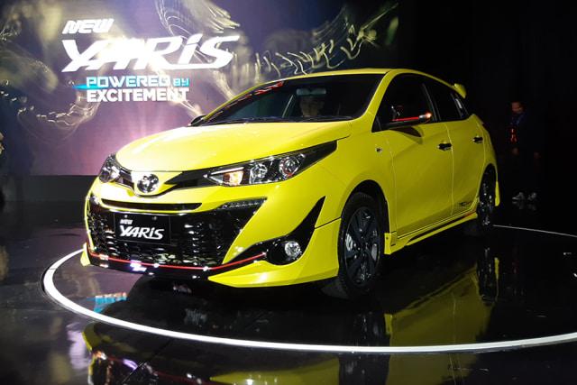 harga new toyota yaris trd 2018 avanza grand veloz bekas naik maksimal rp 3 juta inilah daftar terbaru di indonesia