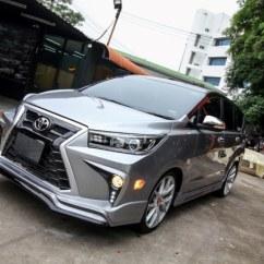 New Kijang Innova Modifikasi Toyota Yaris Trd Sportivo 2018 Price Rasa Lexus Kumparan Com Ala Foto Dok Zing