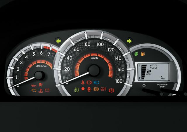 indikator grand new avanza spesifikasi veloz 1.3 pahami suhu mesin digital di mobil kekinian kumparan com panel instrumen toyota foto dok