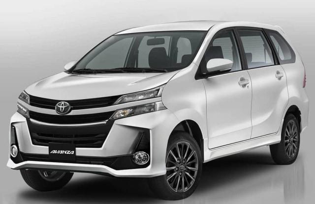 Pesan Sekarang Toyota Avanza Facelift Dikirim Februari