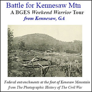 Battle for Kennesaw Mountain