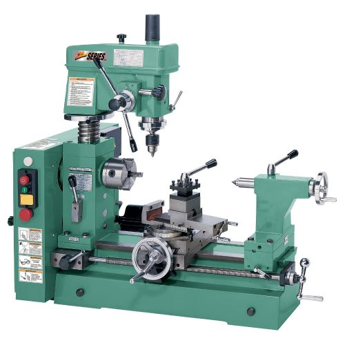 Grizzly Lathe Mill