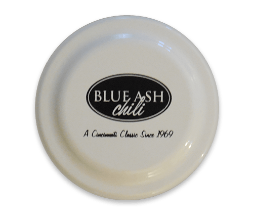 Blue Ash Chili Flying Disc