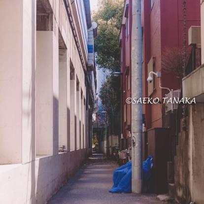 大井町の裏通り
