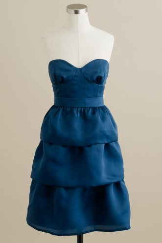Prom Dresses 2011 J Crew  Bluebadgerbabys Blog