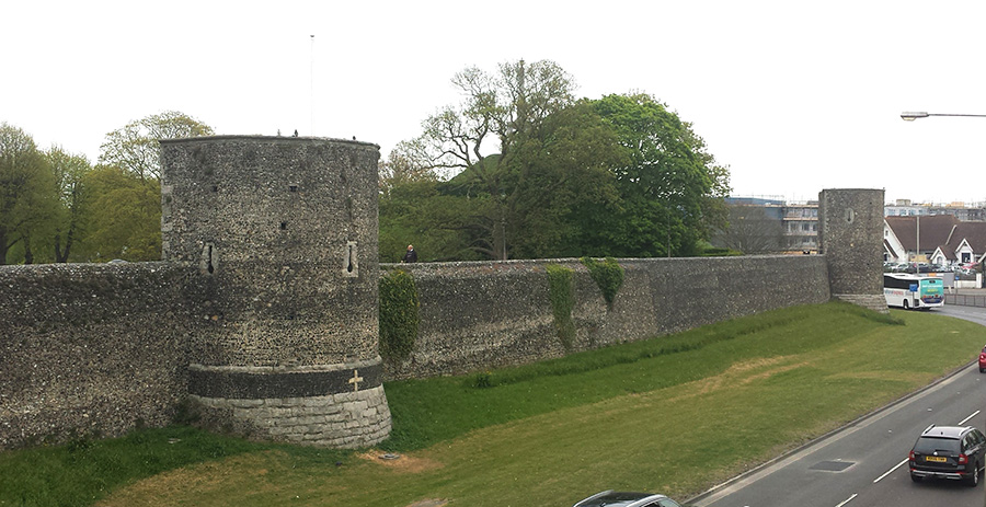 Canterbury Walled City