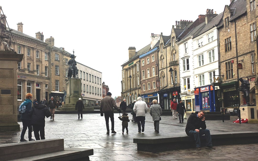 Medieval Durham Cathedral Circle Walk