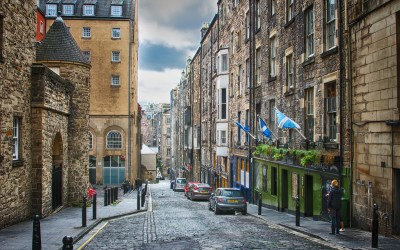 Our Quick Stay in Edinburgh, Scotland