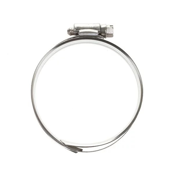 Tridon Lay Flat Hose Clamp 2.5 Perforated Band Full SS