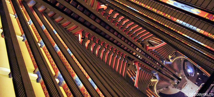 Marriott Marquis Hotel Atlanta - Drehort der Hunger Games.