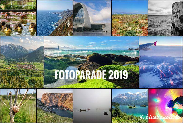 Fotoparade 2019: Zum 9. Mal nehme ich mit meinen besten Reisefotos teil.