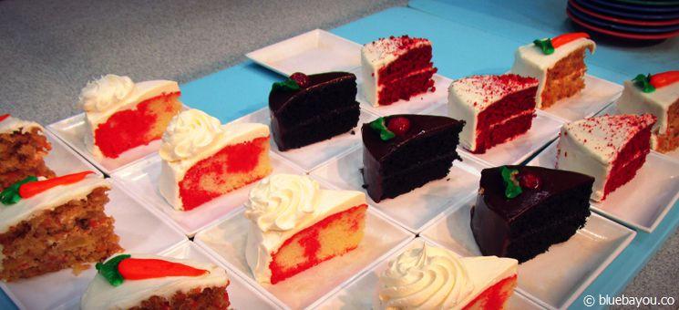 Dessert-Buffet bei Golden Corral Buffet & Grill in den USA.