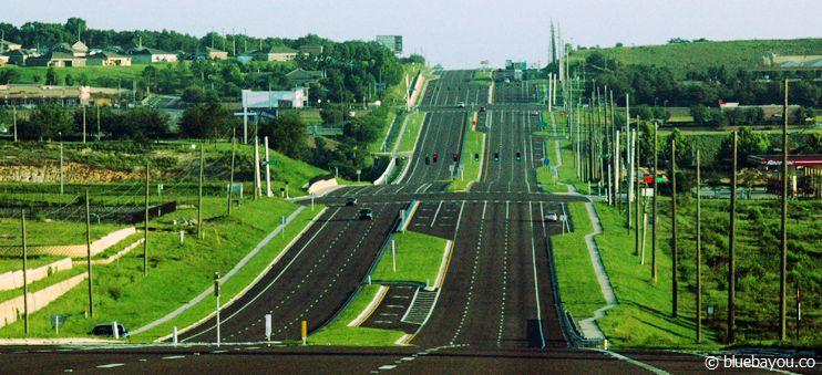 Die U.S. Route 27 - eine meiner Lieblingsstraßen in Florida.
