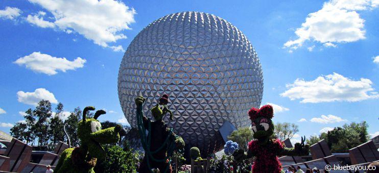 Walt Disney World Orlando: Epcot.