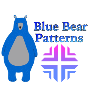 Blue Bear Quilt Patterns