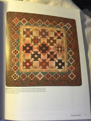 Borders and Bindings Book- sample page