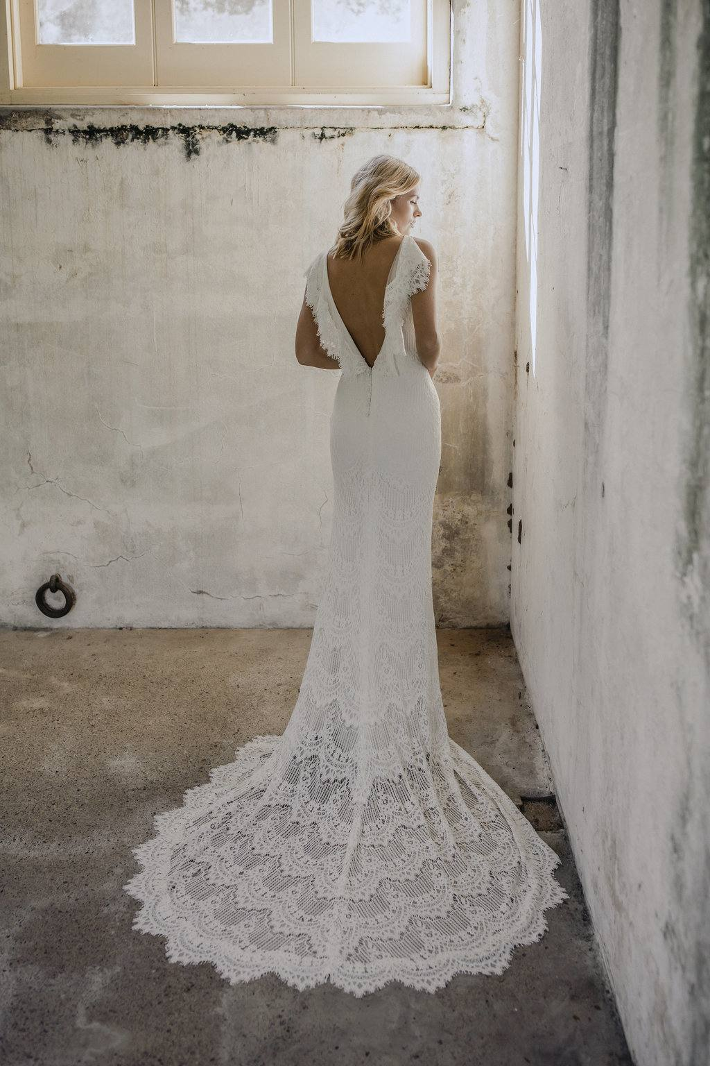 Billie  Made With Love  Bluebelle Bridal  New Zealand