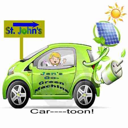 jen's car cartoon