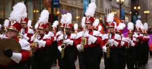 you can visit the Thanksgiving parade with Ridgefield Park movers