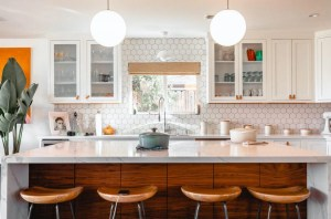 add value to your Jersey City home by having the clean and white kitchen