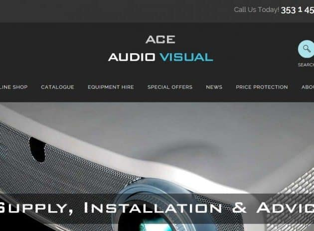 Ace Audio Visual