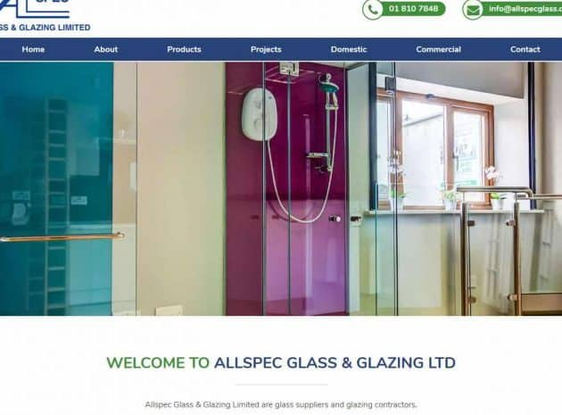 Allspec Glass and Glazing