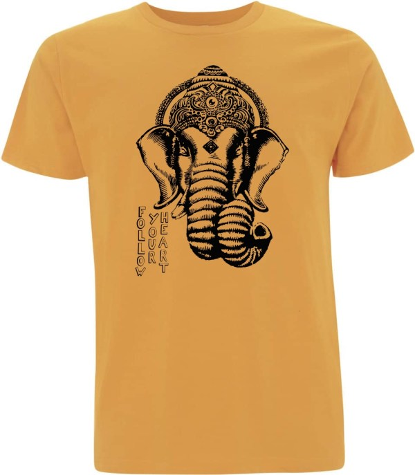 Mango Ganesha men t-shirt